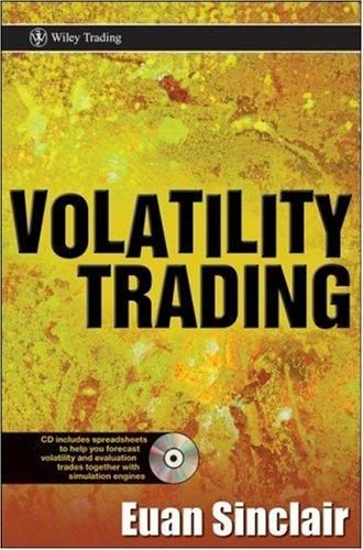 Volatility trading euan sinclair